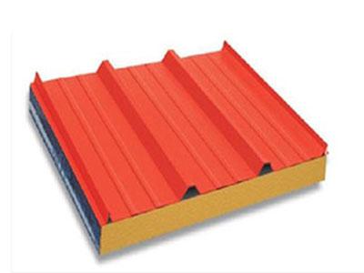 岩棉复合板具有很好的防火保温性能