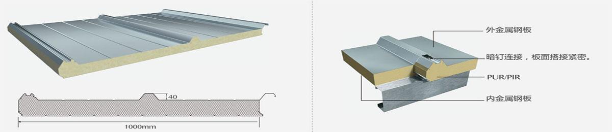PU聚氨酯保温板的简介及说明