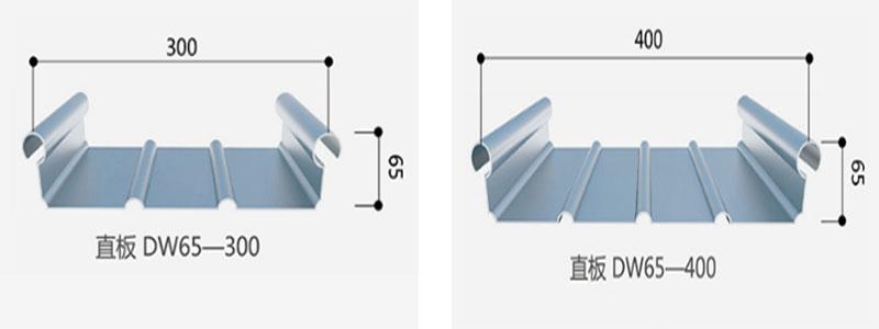 宝鑫铝镁锰板的规格型号齐全